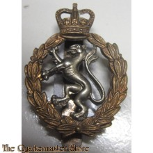 Cap badge QMAAC & ATS Old Comrades Association membership