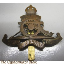 Cap badge Royal Artillery (small version)