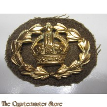 Badge of rank Regimental Quartermaster Sergeant