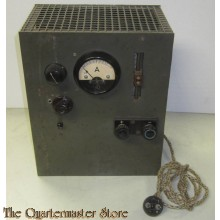 German WW2 radio equipment