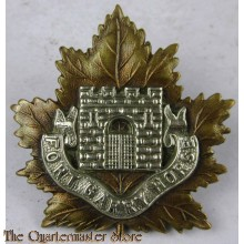 Cap badge Fort Garry Horse , 3rd Canadian Division