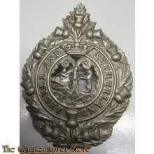 Cap badge Argyll and Sutherland Highlanders