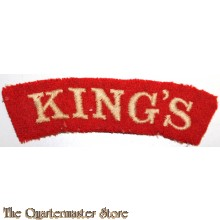 Kings Liverpool Regiment (King's)