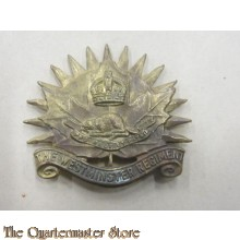 Capbadge Westminster Regiment