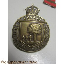 Cap badge Prince Edward Island Light Horse