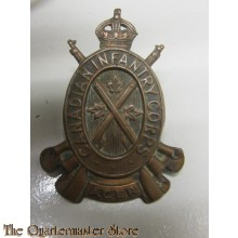 Cap badge Canadian Infantry Corps