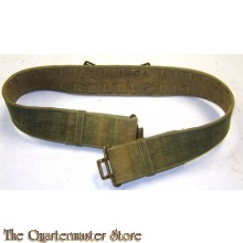 Belt Webbing Waist P37 dated 1943 size S