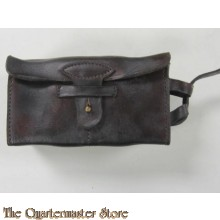 WWII Japanese Army Leather Ammo Pouch