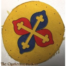 Formation patch Wessex brigade circa 1948