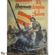 Die Wehrmacht Sonderheft, Wir kämpften in Spanien