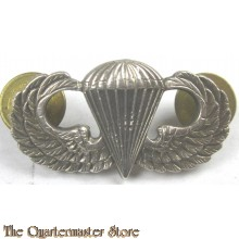 Parachutist's badge or Jumpwing Sterling (Clutchback)