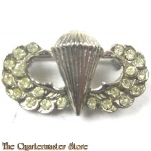 Parachutist's badge or Jumpwing (sweetheart)