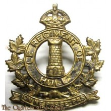 Cap badge Le Régiment de Hull (RCAC)
