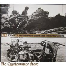 Tamiya Photographs Of German Army Through World War II