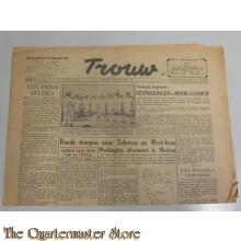 Krant Trouw dinsdag 13 maart 1946 no 282