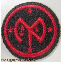 "Mouw embleem 27th Infantry Division ""New York"" Division"