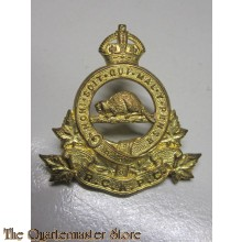 Cap badge Royal Canadian Army Pay Corps (R.C.A.P.C.)