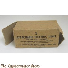 Box attachable light USAAF