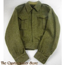 Battle dress jas manschappen Canada 1945 (Battle Dress Blouse EM Canada 1945)