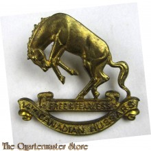 Cap badge 14th Canadian Light Horse Regiment