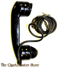 Telephone TS-10 Phone-WWII US Army Signal Corps Field Handset