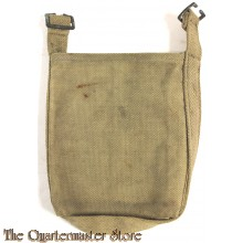P37 WWII canvas canteen cover