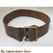 Belgian enlisted mans belt