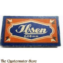 Rasiermesser IBSEN (Razorblades IBSEN)