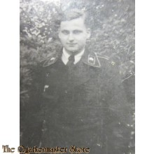 Photo Gefreiter der Panzertruppen