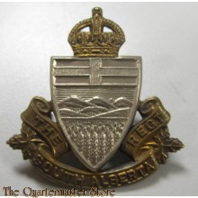 Cap badge The South Alberta Regiment,  4th Canadian Armoured Division