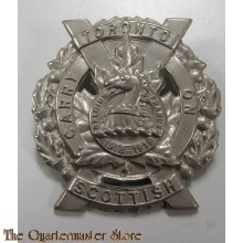Cap badge Toronto Scottish 4 Canadian Division