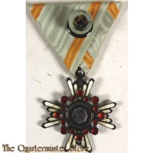 Order of the Sacred Treasure 4th class