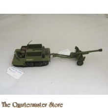 No 619 Bren Gun Carrier with anti-tank gun No.645 - 6 x Shells Accessory Pack