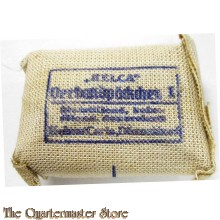 "WH ""HELCA"" verbandpackchen (WH ""HELCA"" first aid bandage)"