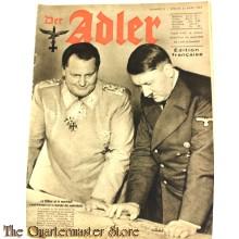Der Adler no 8 21 april 1942
