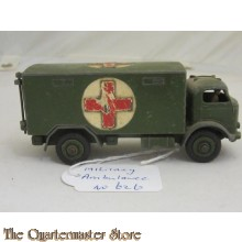 No 626 Military ambulance