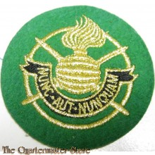 Blazer badge Korps Commando's