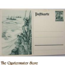 Postkarte WHW Marine
