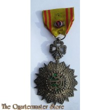 "Order of Glory (Tunisia) Officer  (French made) ""Nichan Iftikhar"""
