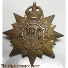 Cap badge Victoria Rifles of Canada