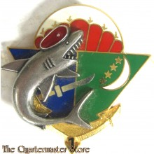 Badge 2e RPIMa, 1 Cie Operation Azalee aux Comores