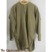 WW2 Army Collarless Shirt (kraagloos overhemd WW2)