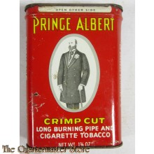 Blikje Prince Albert Pijp and Sigaretten tabak (Tin Price Albert Pipe & cigarettes tobacco)