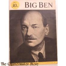 Tijdschrift/Magazine 1945 BIG BEN no 6
