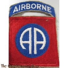 Mouwembleem 82nd Airborne Division (Sleeve patch 82nd Airborne Division)