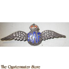 RAF sweetheart badge