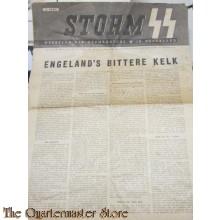 Storm SS weekblad DER GERMAANSE SS in Nederland 23 juni 1944