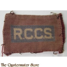 5rd Canadian Division formation patch RCCS