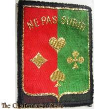 Insigne de la 14ème Division d'Infanterie