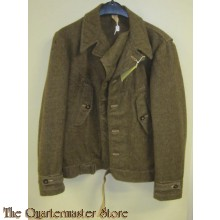 SECOND PATTERN BRITISH MADE ENLISTED ETO FIELD JACKET